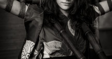 Shibari Art. Model: Kristi Veres, Bondage and photo: Mosafir