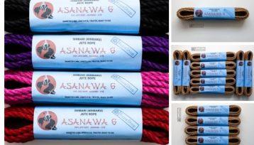 веревки для шибари ropeshop asanawa